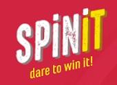 SpinIt Casino on voittajien paikka, testaa ja voita siis. Kasinopelurina tiedätte myös toki vastuun ja faktan, että voitot eivät ole taattuja.