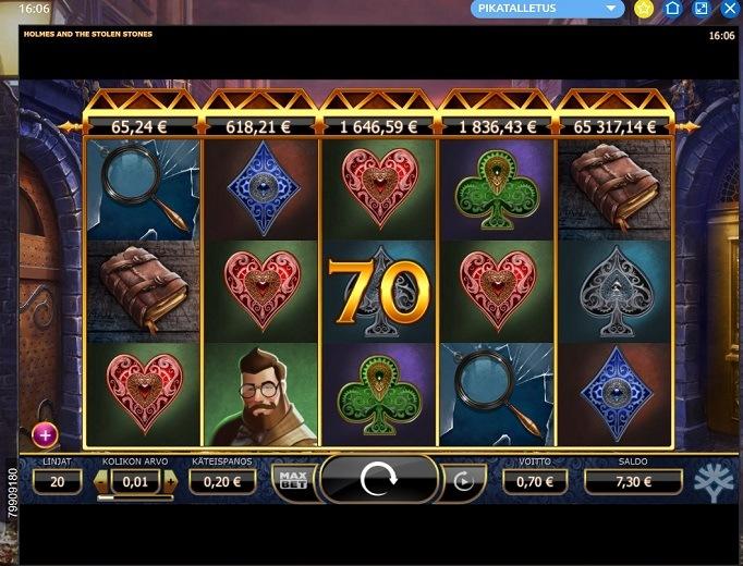 Ahti Games kasinon ilmaiskierrokset ja bonus ovat kovan luokan suorittajia